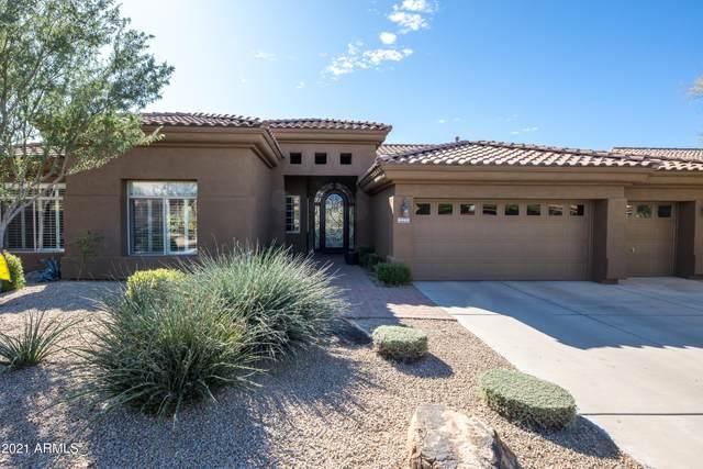8943 E Calle Del Palo Verde Street, Scottsdale, AZ 85255 (MLS #6194498) :: Yost Realty Group at RE/MAX Casa Grande