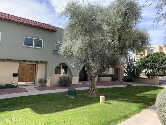 4203 N Miller Road, Scottsdale, AZ 85251 (MLS #6194505) :: The Daniel Montez Real Estate Group
