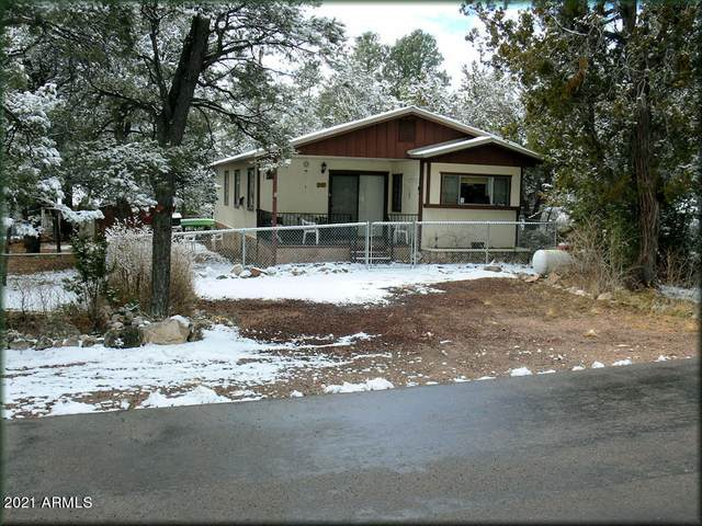 2187 Western Star Drive, Overgaard, AZ 85933 (MLS #6194527) :: Devor Real Estate Associates