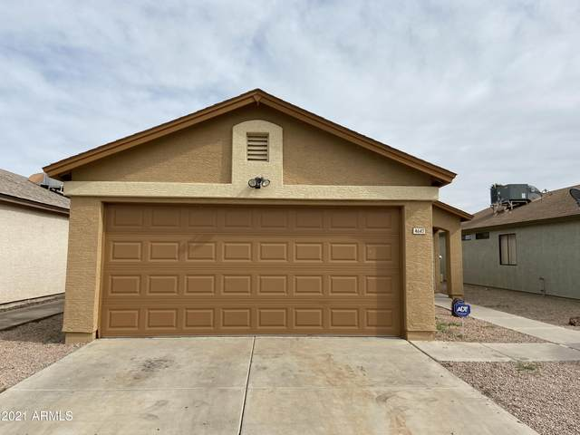4647 N 86TH Drive, Phoenix, AZ 85037 (MLS #6194539) :: Yost Realty Group at RE/MAX Casa Grande