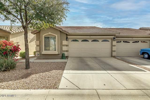 16620 S 48TH Street #62, Phoenix, AZ 85048 (MLS #6194546) :: Conway Real Estate