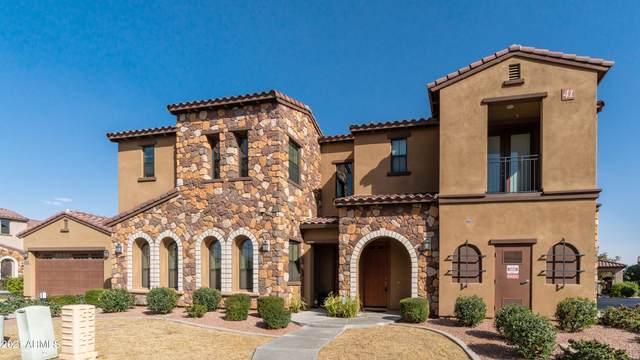 4777 S Fulton Ranch Boulevard #2122, Chandler, AZ 85248 (MLS #6194556) :: Yost Realty Group at RE/MAX Casa Grande