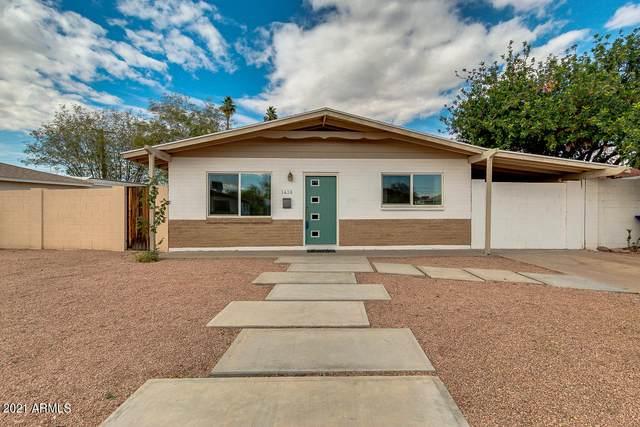 1438 W 6TH Street, Tempe, AZ 85281 (MLS #6194588) :: Yost Realty Group at RE/MAX Casa Grande