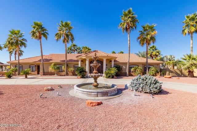 23644 N 67TH Avenue, Peoria, AZ 85383 (MLS #6194606) :: Maison DeBlanc Real Estate