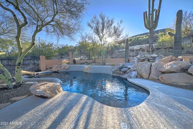 42811 N 21ST Street, New River, AZ 85087 (MLS #6194609) :: Devor Real Estate Associates