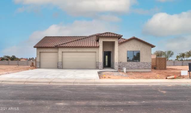 1585 N Himosa Drive, Casa Grande, AZ 85122 (MLS #6194615) :: Yost Realty Group at RE/MAX Casa Grande