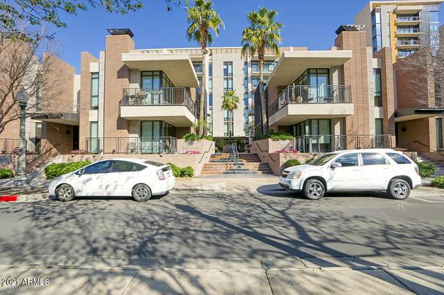 208 W Portland Street #462, Phoenix, AZ 85003 (MLS #6194617) :: The Copa Team | The Maricopa Real Estate Company