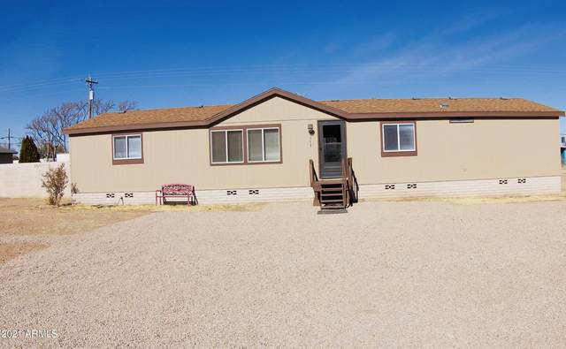 117 S Santa Cruz Road, Huachuca City, AZ 85616 (MLS #6194633) :: The Ethridge Team