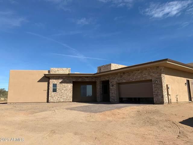 7661 E Soaring Eagle Way, Scottsdale, AZ 85266 (MLS #6194654) :: Scott Gaertner Group
