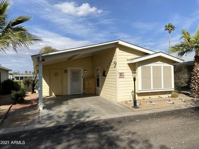 11201 N El Mirage Road #902, El Mirage, AZ 85335 (MLS #6194659) :: Long Realty West Valley
