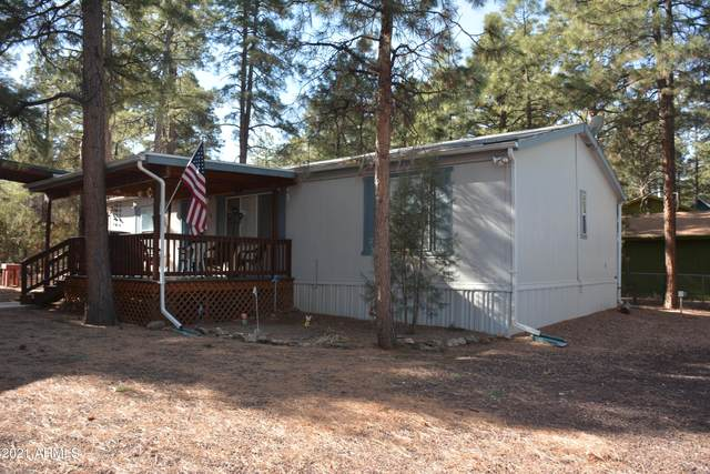2141 S Woods Drive, Overgaard, AZ 85933 (MLS #6194708) :: The Daniel Montez Real Estate Group
