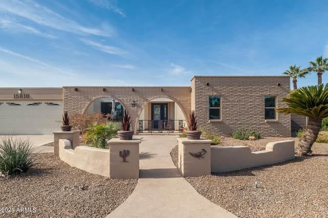 15810 N Lakeforest Drive, Sun City, AZ 85351 (MLS #6194714) :: Yost Realty Group at RE/MAX Casa Grande