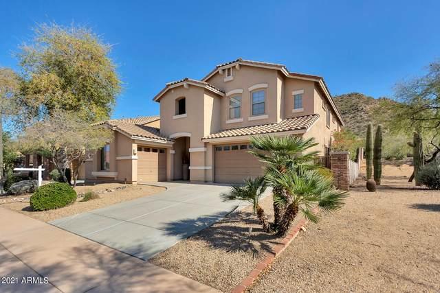 35313 N 26TH Avenue, Phoenix, AZ 85086 (MLS #6194730) :: Devor Real Estate Associates