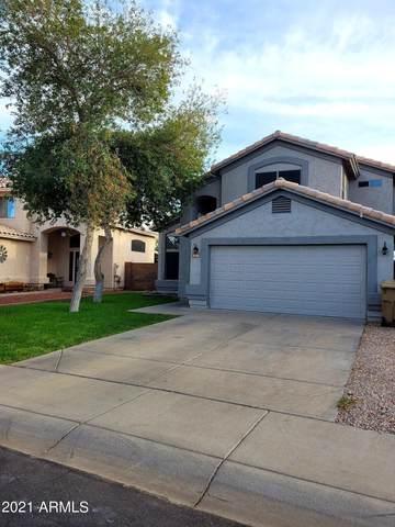 8261 W Rue De Lamour, Peoria, AZ 85381 (MLS #6194732) :: Power Realty Group Model Home Center