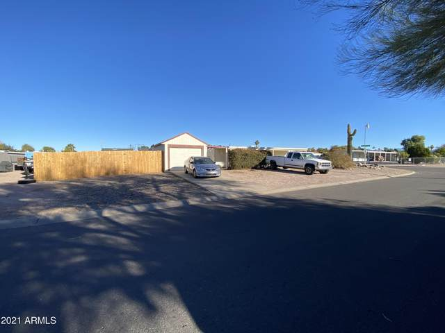 9365 E Edgewood Avenue, Mesa, AZ 85205 (MLS #6194742) :: Nate Martinez Team