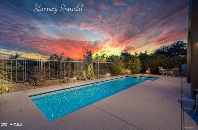 7133 E Bramble Berry Lane, Scottsdale, AZ 85266 (MLS #6194763) :: Yost Realty Group at RE/MAX Casa Grande