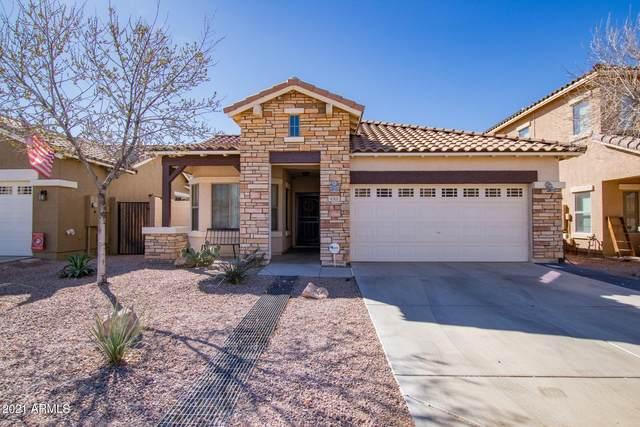 4361 E Alamo Street, San Tan Valley, AZ 85140 (MLS #6194784) :: Yost Realty Group at RE/MAX Casa Grande