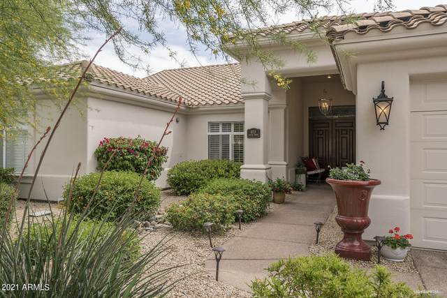 8713 E Voltaire Avenue, Scottsdale, AZ 85260 (MLS #6194792) :: Yost Realty Group at RE/MAX Casa Grande