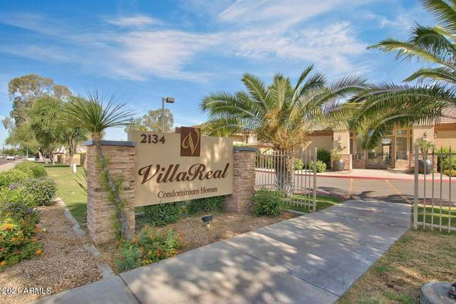 2134 E Broadway Road #1018, Tempe, AZ 85282 (MLS #6194800) :: Long Realty West Valley