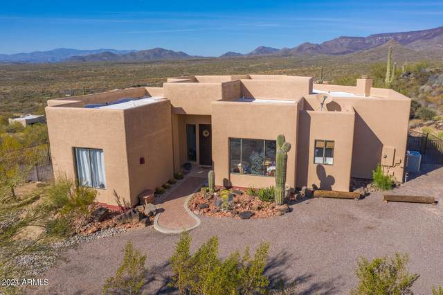 45302 N 16TH Street, New River, AZ 85087 (MLS #6194831) :: The Riddle Group