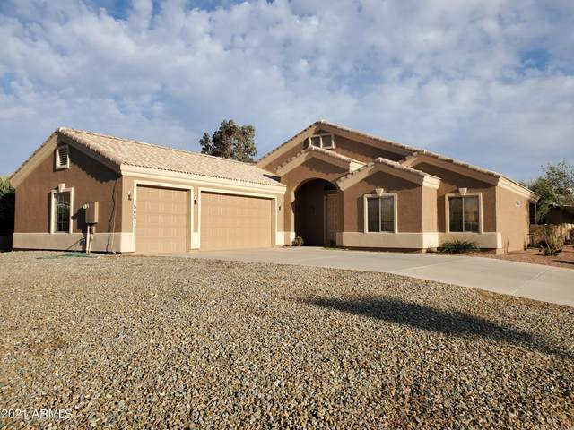 15681 S Coral Road, Arizona City, AZ 85123 (MLS #6194847) :: Yost Realty Group at RE/MAX Casa Grande