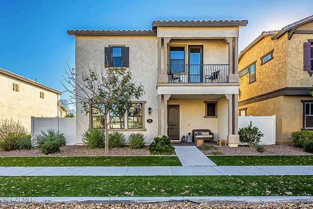 2615 S 107TH Street, Mesa, AZ 85209 (MLS #6194871) :: The Laughton Team