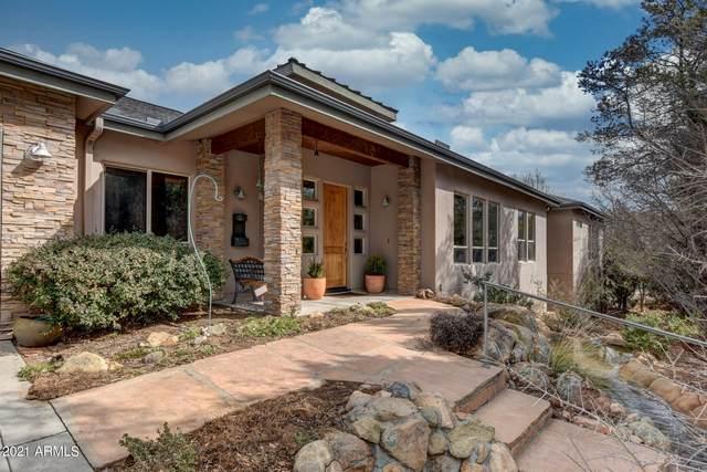 2989 La Questa, Prescott, AZ 86305 (MLS #6194898) :: Yost Realty Group at RE/MAX Casa Grande