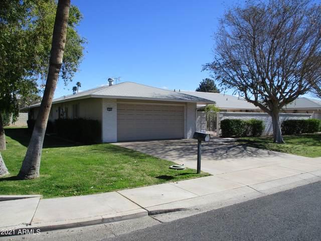 17891 N 99TH Drive, Sun City, AZ 85373 (MLS #6194899) :: Yost Realty Group at RE/MAX Casa Grande