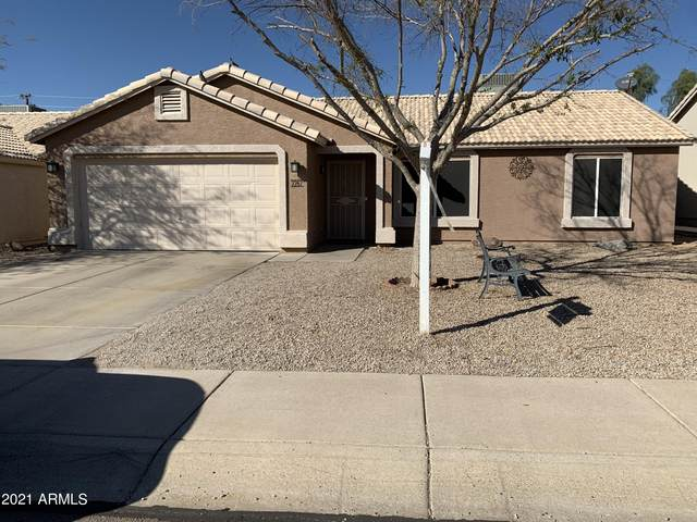 2262 W 17TH Avenue, Apache Junction, AZ 85120 (MLS #6194918) :: Executive Realty Advisors