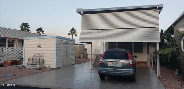 17200 W Bell Road #366, Surprise, AZ 85374 (MLS #6194942) :: The Laughton Team