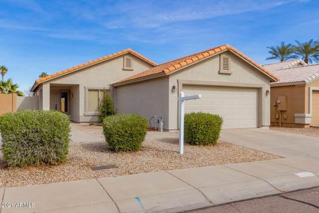 2638 E Valencia Drive, Phoenix, AZ 85042 (MLS #6194955) :: Yost Realty Group at RE/MAX Casa Grande
