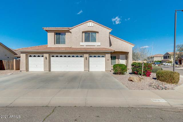 2208 W Peggy Drive, Queen Creek, AZ 85142 (MLS #6194968) :: Yost Realty Group at RE/MAX Casa Grande