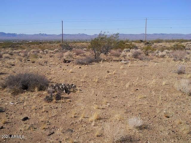 - N Bacobi Road, Golden Valley, AZ 86413 (MLS #6194980) :: Keller Williams Realty Phoenix