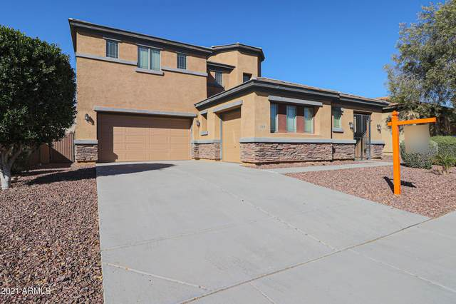23120 N 120TH Lane, Sun City, AZ 85373 (MLS #6194999) :: Devor Real Estate Associates