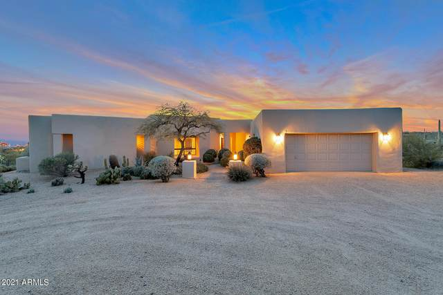 37642 N Pima Road, Carefree, AZ 85377 (MLS #6195015) :: Yost Realty Group at RE/MAX Casa Grande