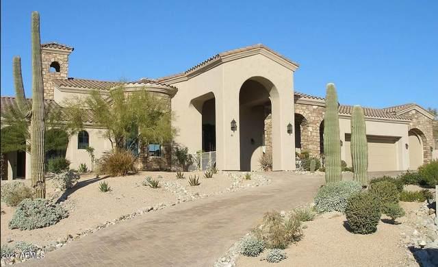7260 E Eagle Crest Drive #41, Mesa, AZ 85207 (MLS #6195022) :: Klaus Team Real Estate Solutions