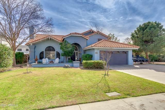 3741 E Dover Street, Mesa, AZ 85205 (MLS #6195036) :: Yost Realty Group at RE/MAX Casa Grande