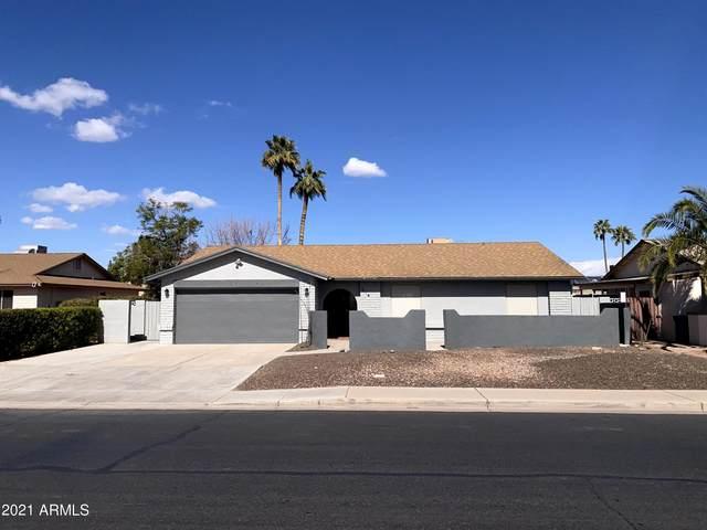 914 W Cheyenne Drive, Chandler, AZ 85225 (MLS #6195048) :: Executive Realty Advisors