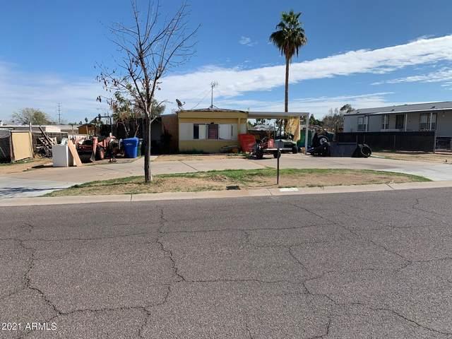 7403 S 43RD Street, Phoenix, AZ 85042 (MLS #6195051) :: Yost Realty Group at RE/MAX Casa Grande