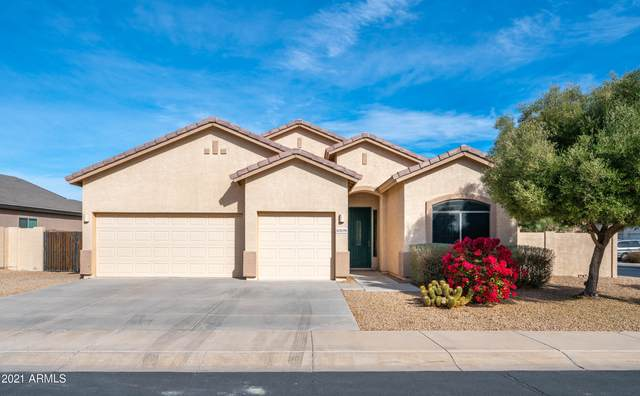 43576 W Sparks Court, Maricopa, AZ 85138 (MLS #6195055) :: Yost Realty Group at RE/MAX Casa Grande