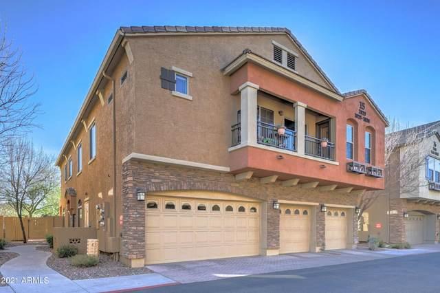 1350 S Greenfield Road #1029, Mesa, AZ 85206 (MLS #6195086) :: Jonny West Real Estate