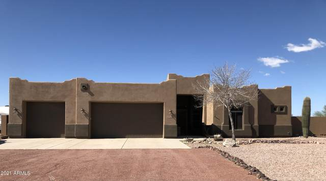 27620 N 144TH Drive, Surprise, AZ 85387 (MLS #6195096) :: Yost Realty Group at RE/MAX Casa Grande