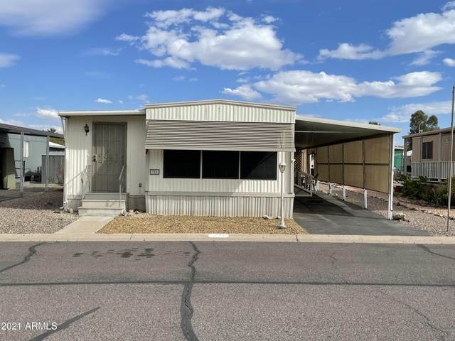 2609 W Southern Avenue #355, Tempe, AZ 85282 (MLS #6195098) :: Yost Realty Group at RE/MAX Casa Grande