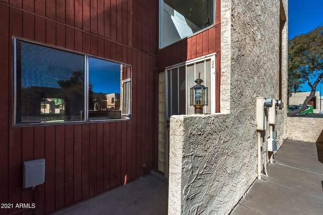 2165 E University Drive #170, Mesa, AZ 85213 (MLS #6195116) :: The Dobbins Team