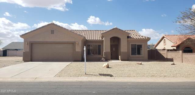 15002 S Brook Hollow Road, Arizona City, AZ 85123 (MLS #6195120) :: Long Realty West Valley