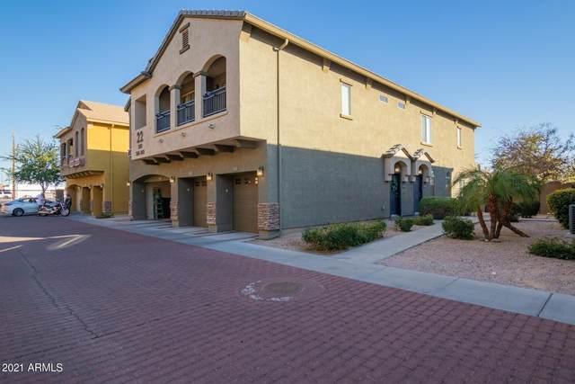 17150 N 23RD Street #144, Phoenix, AZ 85022 (MLS #6195121) :: The Copa Team | The Maricopa Real Estate Company