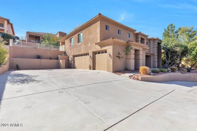 15843 E Primrose Drive, Fountain Hills, AZ 85268 (MLS #6195160) :: Yost Realty Group at RE/MAX Casa Grande