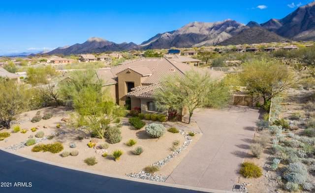 11440 E Winchcomb Drive, Scottsdale, AZ 85255 (MLS #6195180) :: Long Realty West Valley