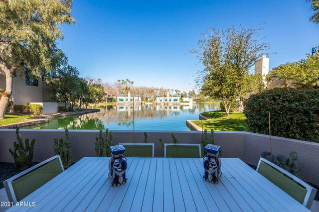 8989 N Gainey Center Drive #137, Scottsdale, AZ 85258 (MLS #6195183) :: Long Realty West Valley