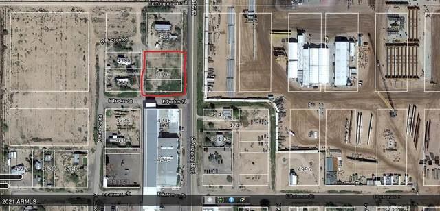 4760 E Tucker Street, Coolidge, AZ 85128 (MLS #6195194) :: Howe Realty